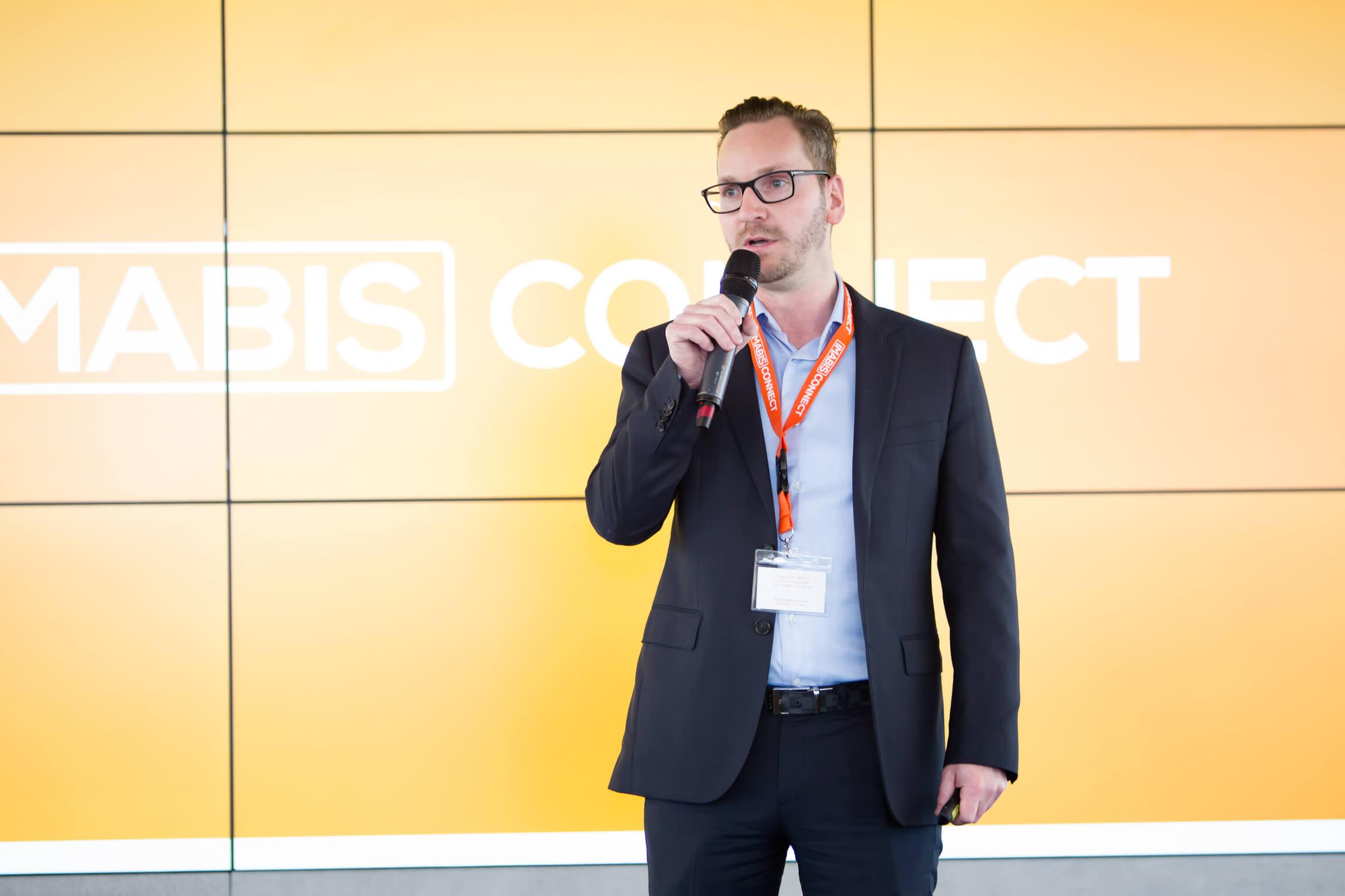 IMABIS CONNECT Roland Schmid